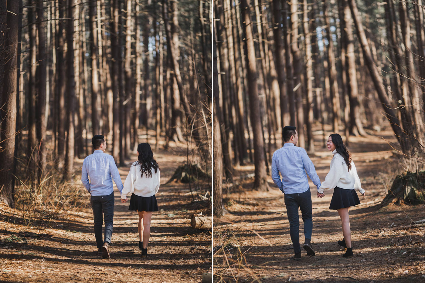 Prosser Pines engagement session by Hanel