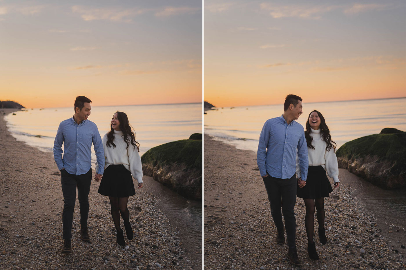 Wildwood state park + Prosser Pines engagement session by Weddings by Hanel