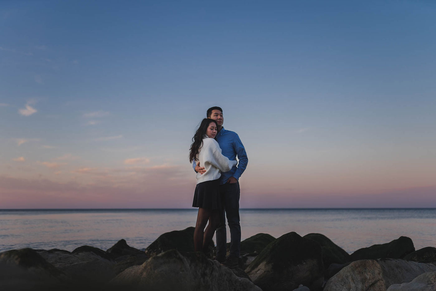 sundown Wildwood state park + Prosser Pines engagement session by Weddings by Hanel