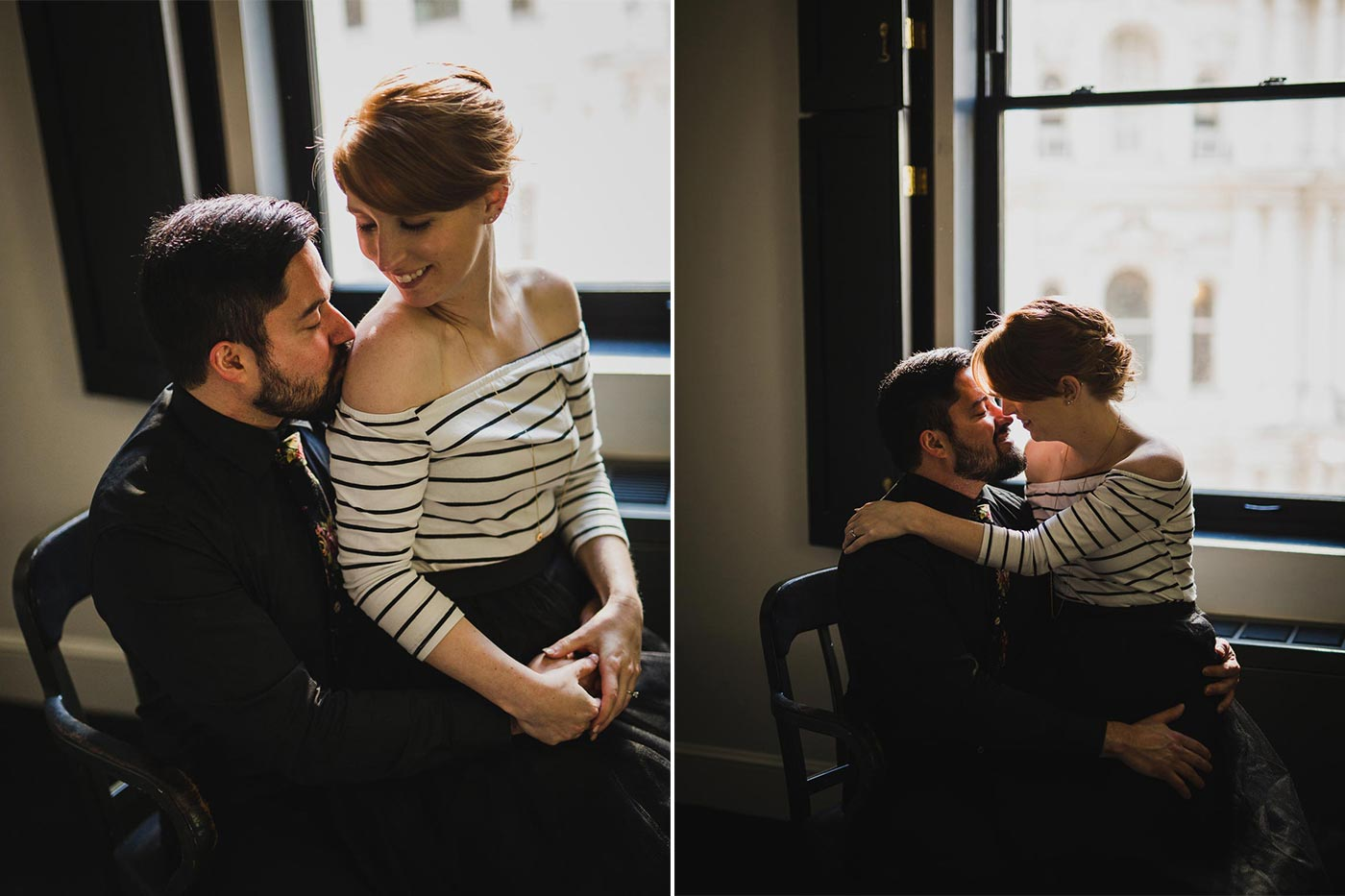 Sarah & Andrew - Ace Hotel New York Elopement - 9