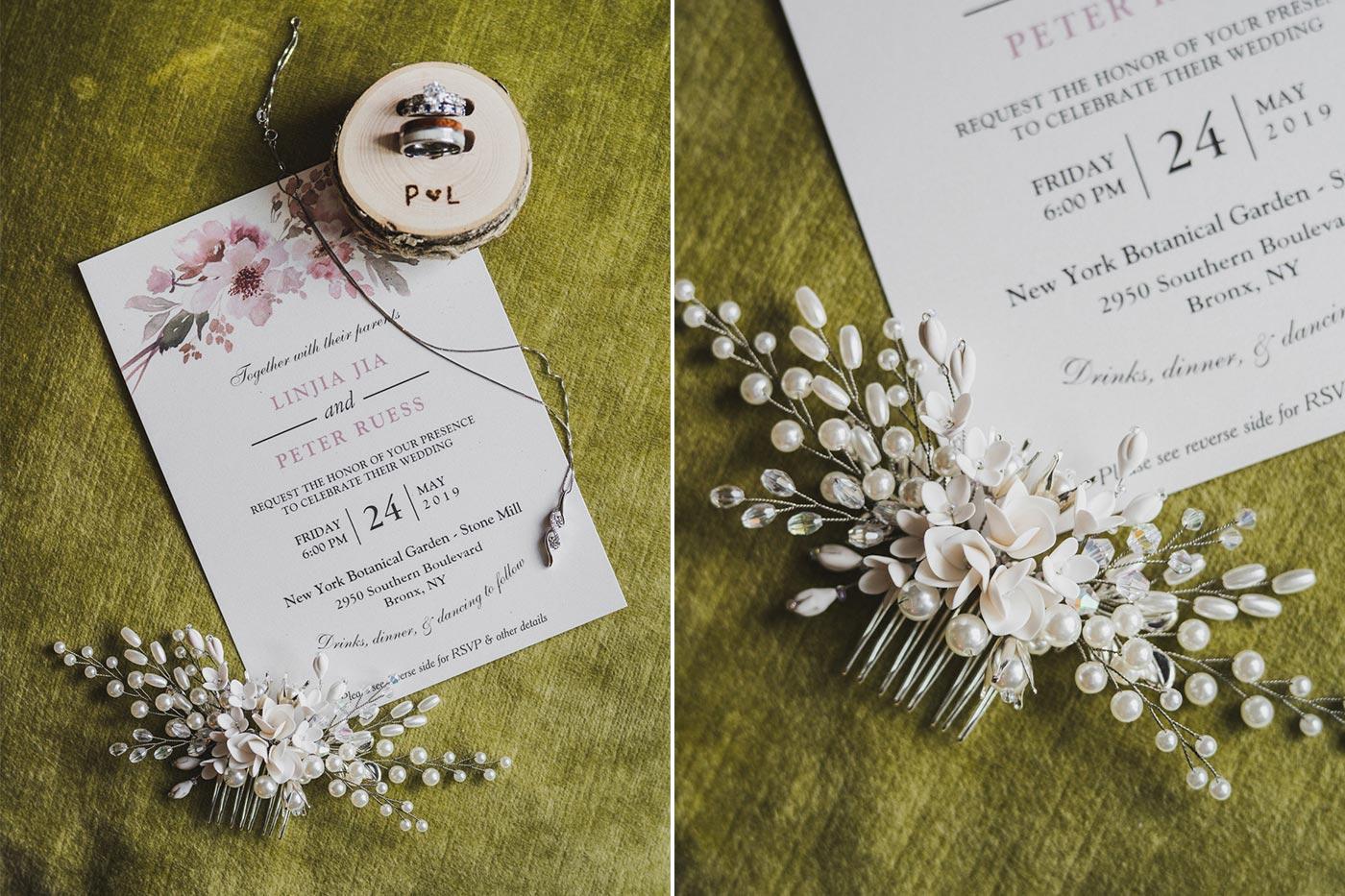 New York Botanical Garden Stone Mill Wedding Weddings By Hanel