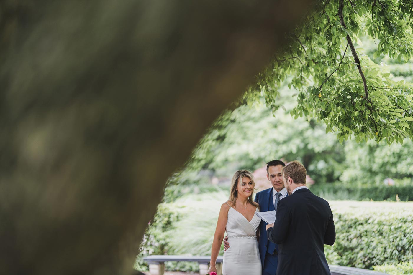 Weddings by Hanel -06.01.19 - Jane & Neil - Conservatory Garden Elopement - 12