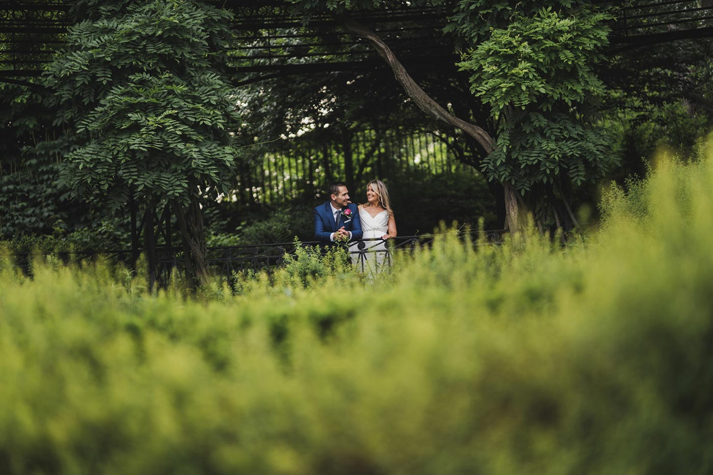 Weddings by Hanel -06.01.19 - Jane & Neil - Conservatory Garden Elopement - 29