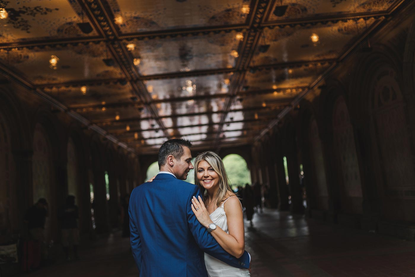 Weddings by Hanel -06.01.19 - Jane & Neil - Conservatory Garden Elopement - 37