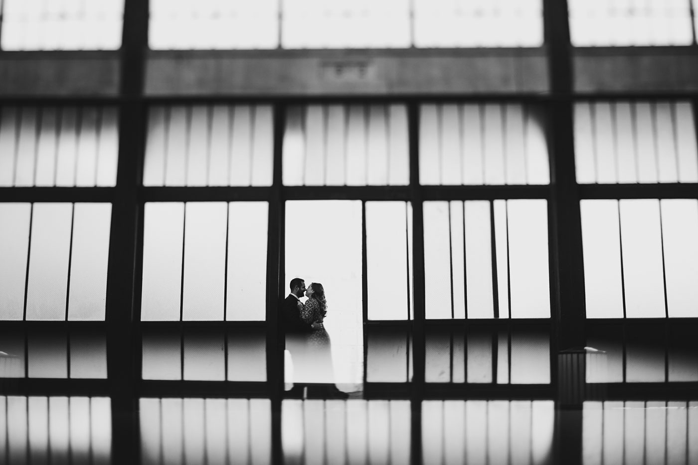 Liberty State Park engagement Photos by Weddings by Hanel