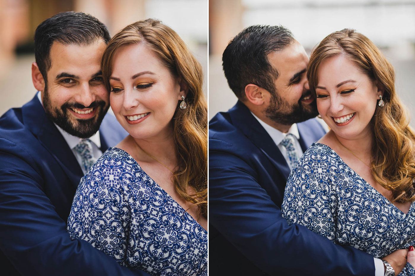 E-Session photos at the Liberty State Park in Jersey City by Weddings by Hanel